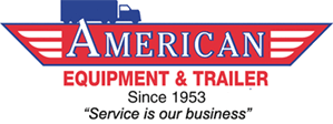 American Equipment and Trailer Logo